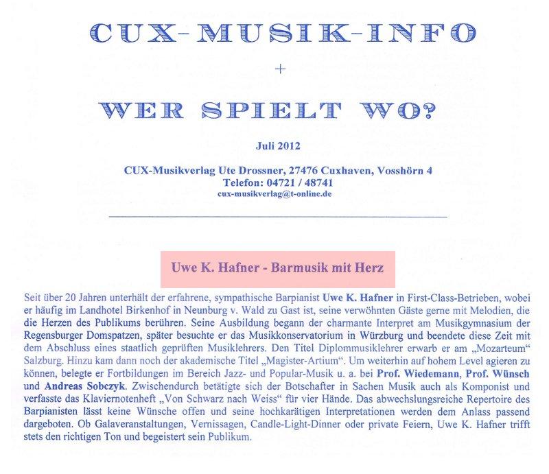 Cux Verlag