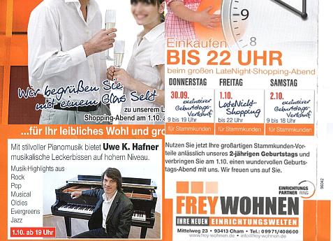 FREY Wohnen, Cham