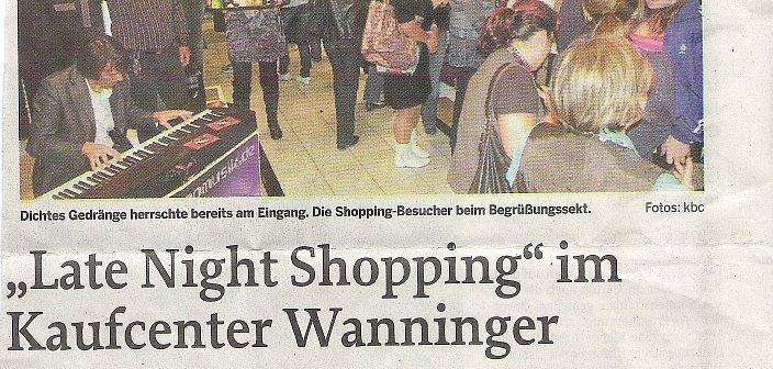 Kaufcenter Wanninger, Bad Kötzting