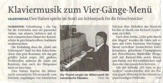 Parkhotel, Falkenstein