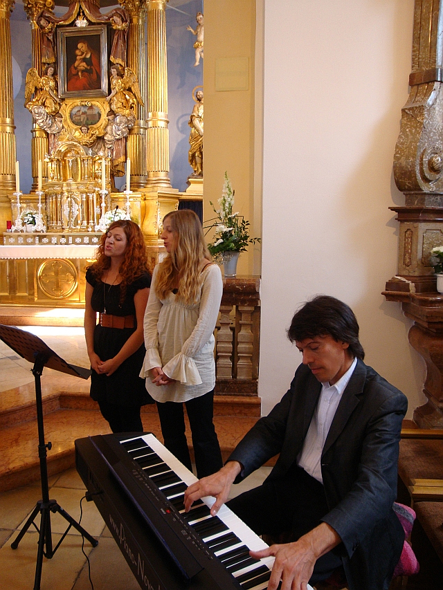 Kirche Mariahilf Passau